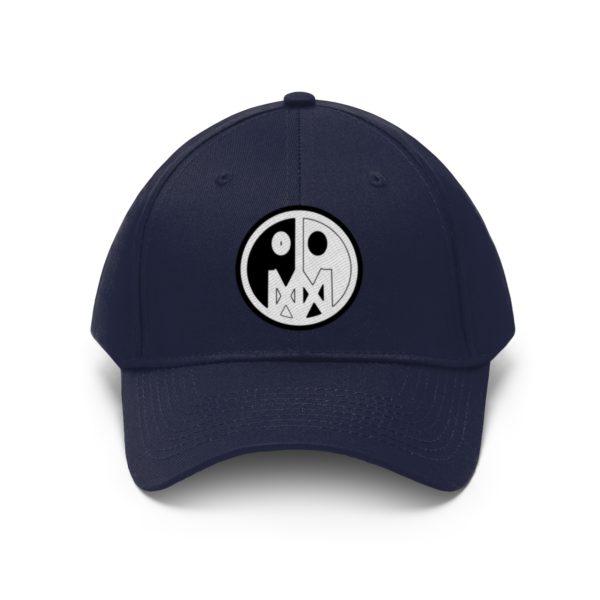 Yin Yang MSTR Face (Hat) 11