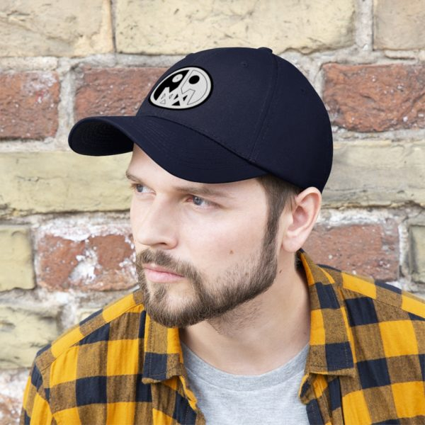 Yin Yang MSTR Face (Hat) 14