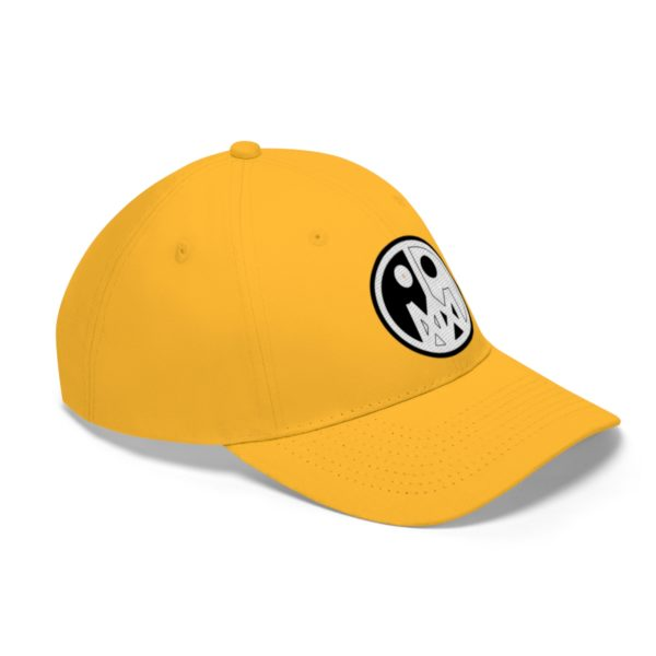 Yin Yang MSTR Face (Hat) 9