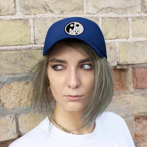 Yin Yang MSTR Face (Hat) 17