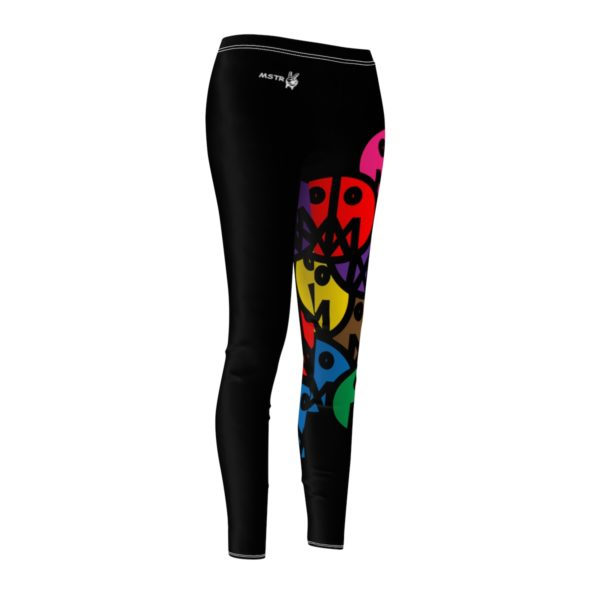 MSTR Faces Everywhere (Leggings) 2