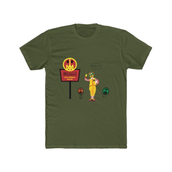 Ronald And The Masters (Tee) 2