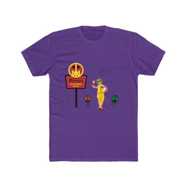 Ronald And The Masters (Tee) 3