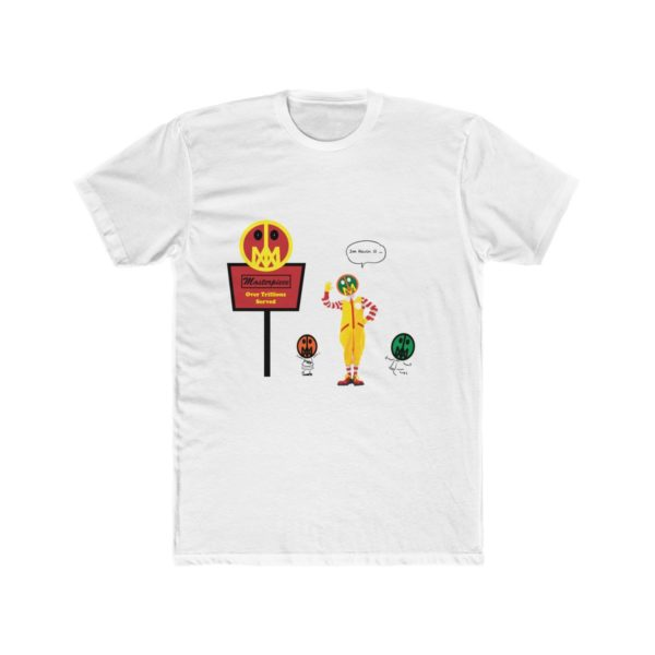 Ronald And The Masters (Tee) 1