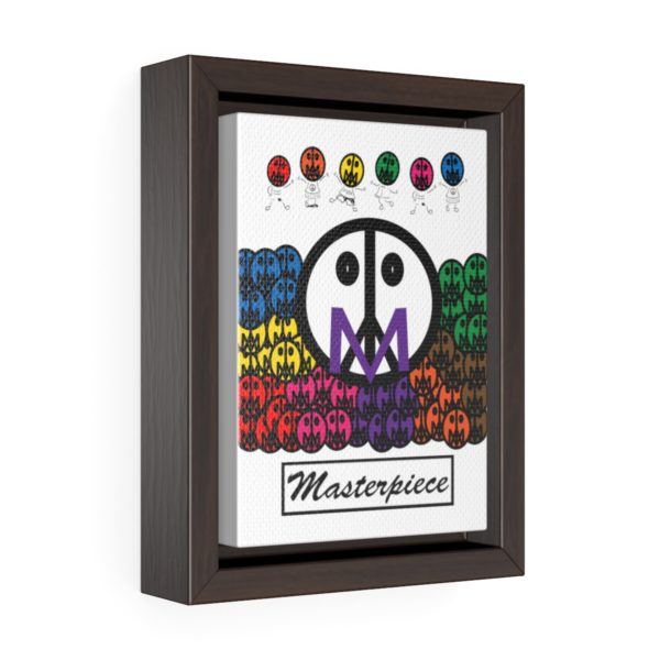 Join The Masters (Framed Premium Gallery Canvas) 1
