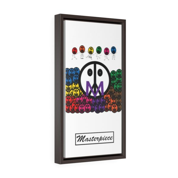 Join The Masters (Framed Premium Gallery Canvas) 3