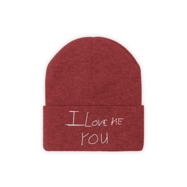 Love Yourself, Then Love Everyone (Beanie) 37