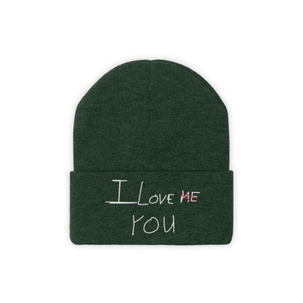 Love Yourself, Then Love Everyone (Beanie) 21
