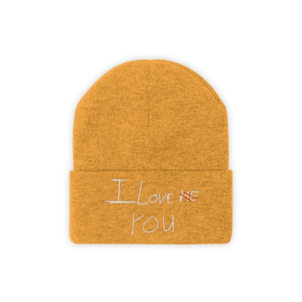Love Yourself, Then Love Everyone (Beanie) 13