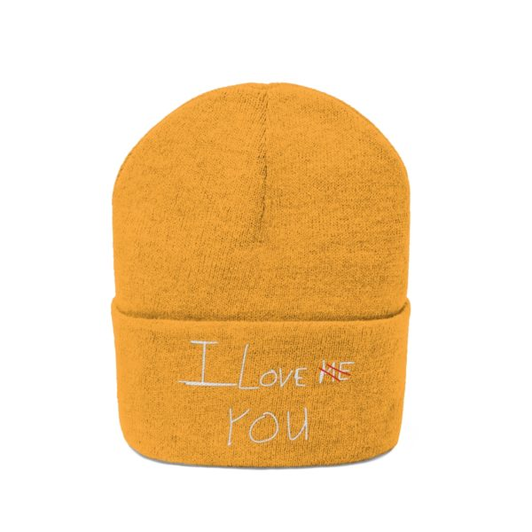 Love Yourself, Then Love Everyone (Beanie) 14