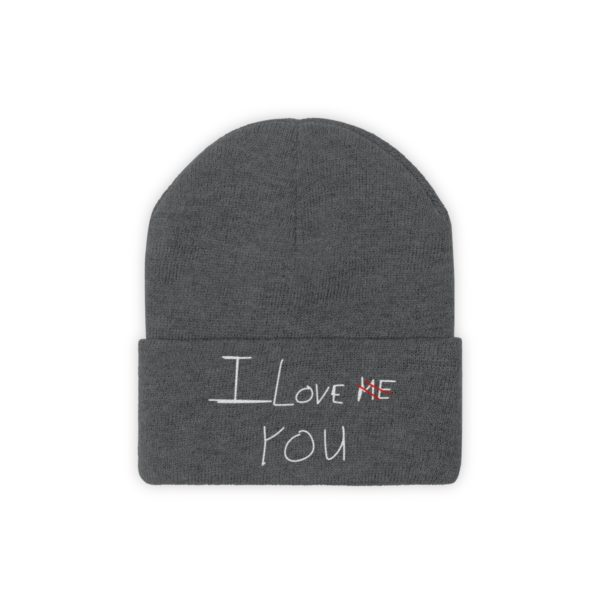 Love Yourself, Then Love Everyone (Beanie) 5