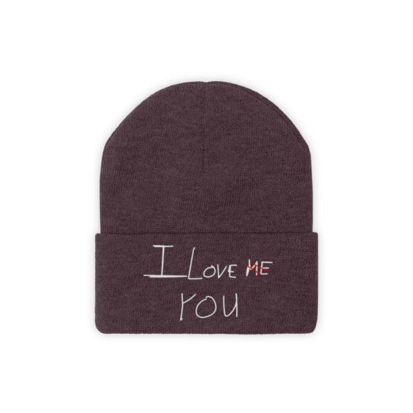 Love Yourself, Then Love Everyone (Beanie) 41