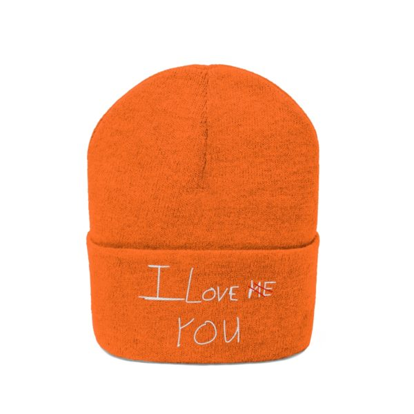 Love Yourself, Then Love Everyone (Beanie) 10