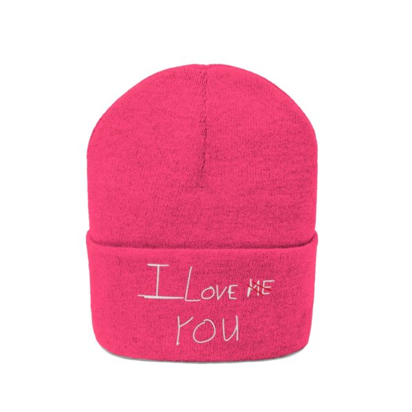 Love Yourself, Then Love Everyone (Beanie) 34