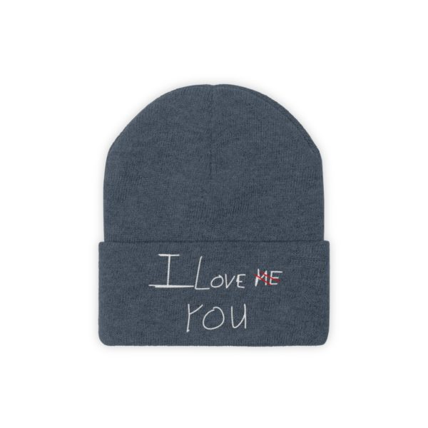Love Yourself, Then Love Everyone (Beanie) 25
