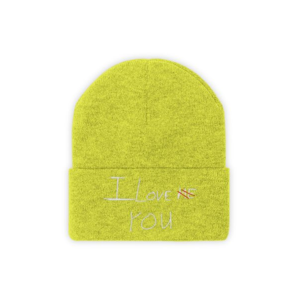 Love Yourself, Then Love Everyone (Beanie) 17