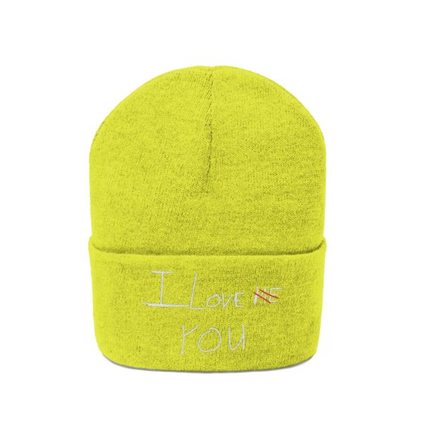 Love Yourself, Then Love Everyone (Beanie) 18