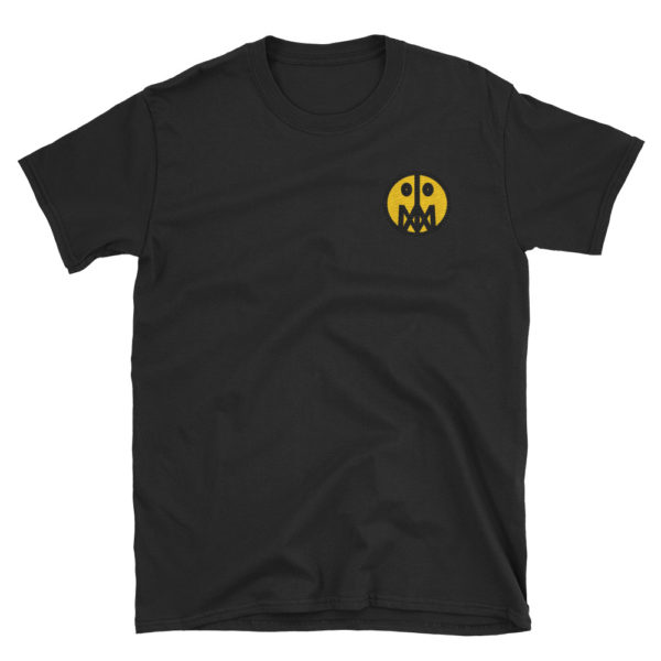 Stitched MSTR Face Tee (Yellow) 2