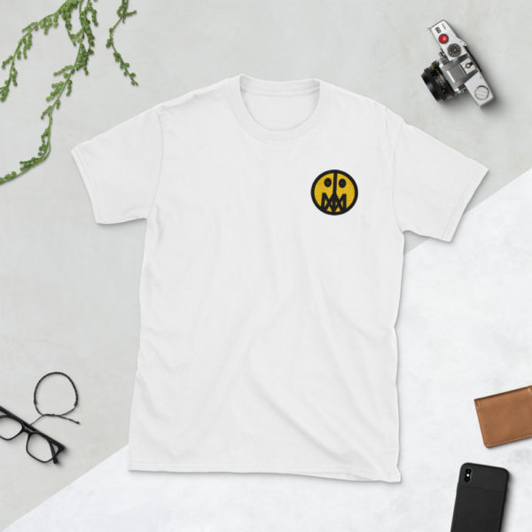 Stitched MSTR Face Tee (Yellow) 3