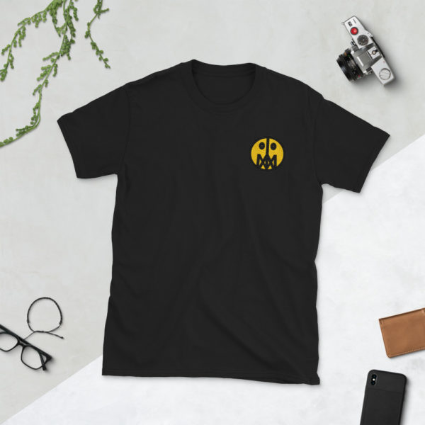 Stitched MSTR Face Tee (Yellow) 1