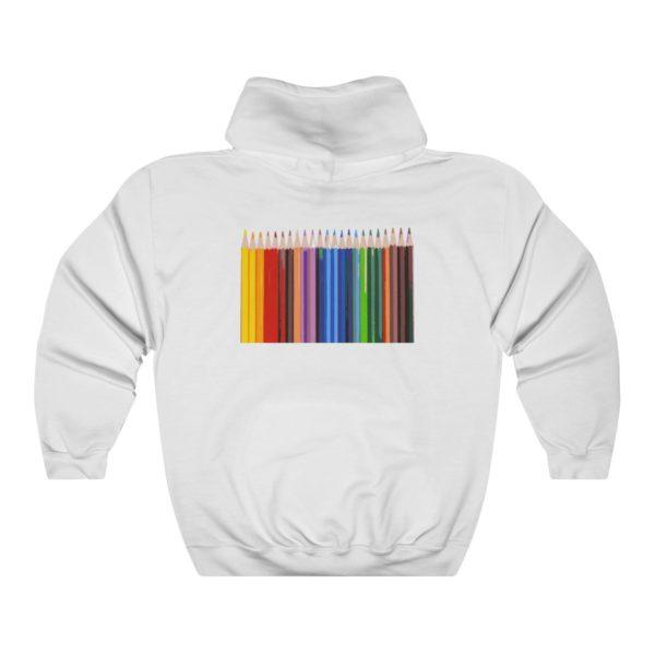 Mohlz Art Hooded Sweatshirt 4