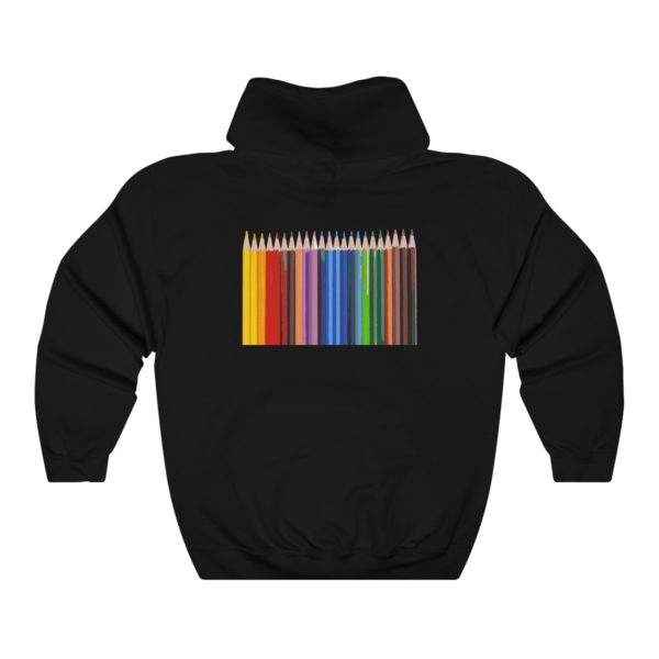 Mohlz Art Hooded Sweatshirt 6