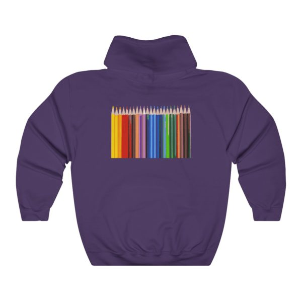 Mohlz Art Hooded Sweatshirt 2