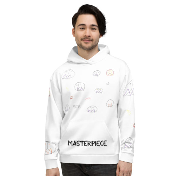 Peace To the Masters (Hoodie) 2