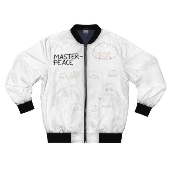 Peace to the Master (Bomber Jacket) 1
