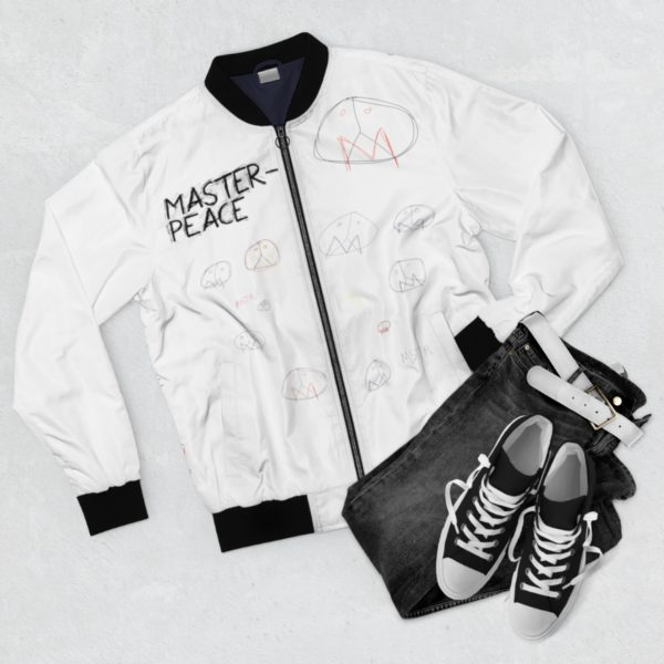 Peace to the Master (Bomber Jacket) 3