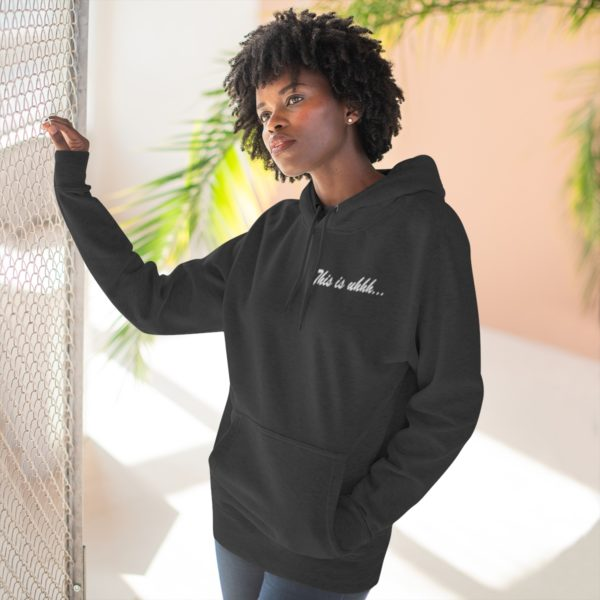Jean Got My Back (Pullover Hoodie) 16