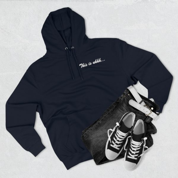 Jean Got My Back (Pullover Hoodie) 29