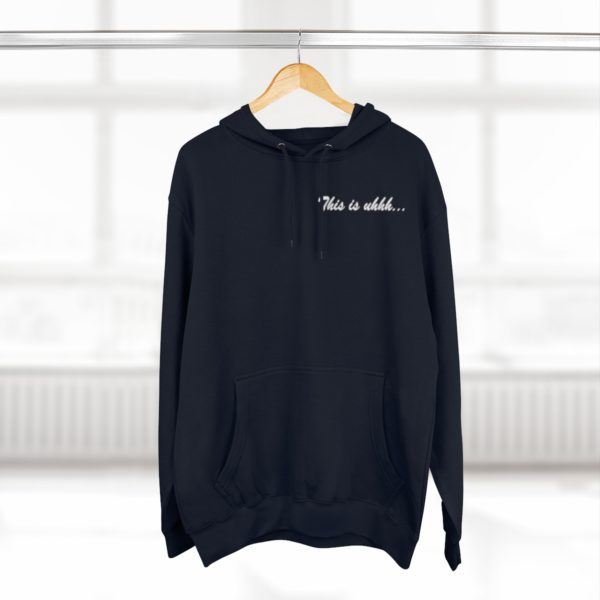 Jean Got My Back (Pullover Hoodie) 30
