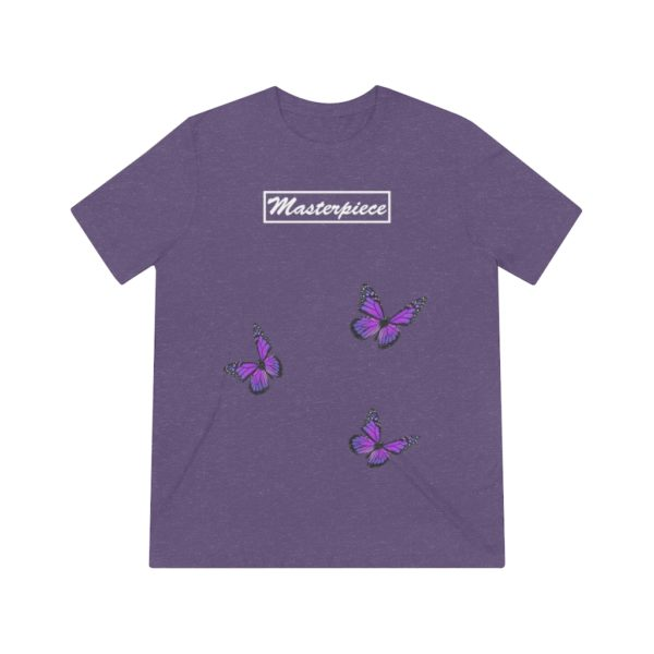 Full Form Masterpiece #2 (Triblend Tee) 5