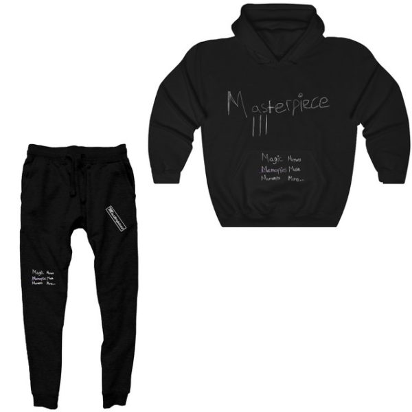 Magic Masterpiece Set (Hoodie and Joggers) 1