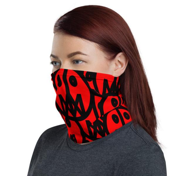 Red MSTR Face (Mask) 2