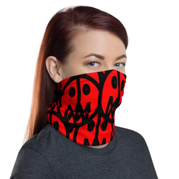 Red MSTR Face (Mask) 3