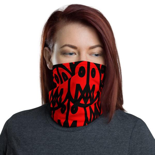 Red MSTR Face (Mask) 1