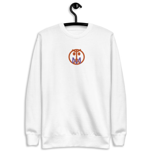 Embroidered Mad Master (Sweatshirt) 2