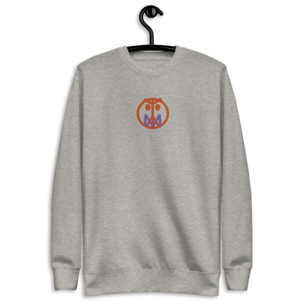 Embroidered Mad Master (Sweatshirt) 1