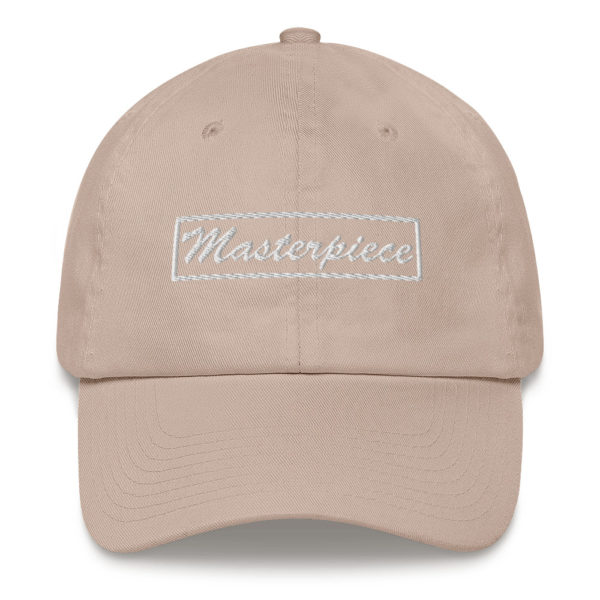 Masterpiece Boxed Logo (hat) 6