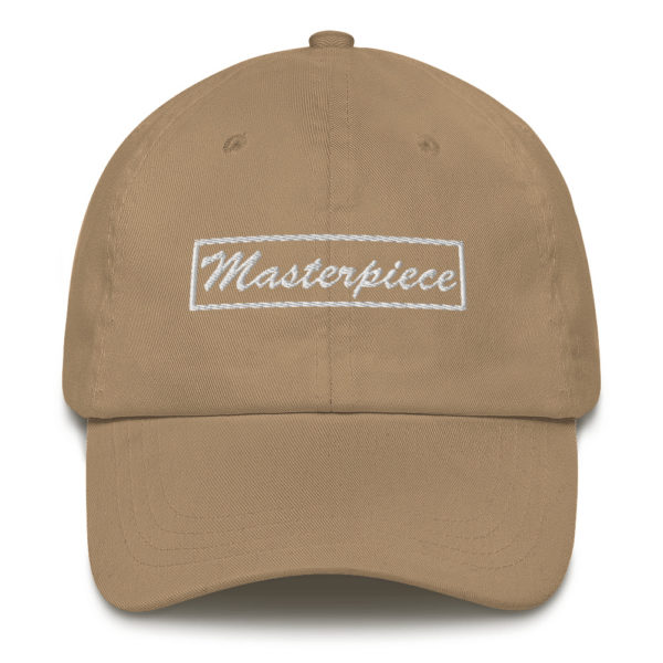 Masterpiece Boxed Logo (hat) 5