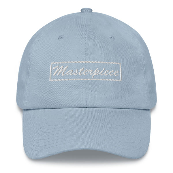 Masterpiece Boxed Logo (hat) 8