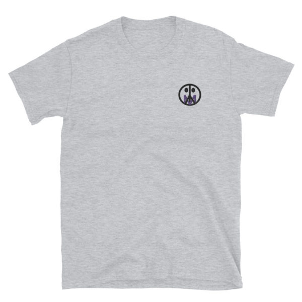 MSTR Face Official Logo (Stitched T-Shirt) 2