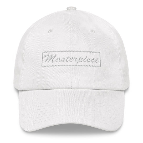 Masterpiece Boxed Logo (hat) 1