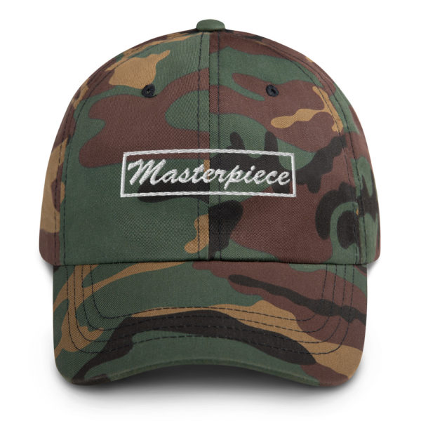 Masterpiece Boxed Logo (hat) 3