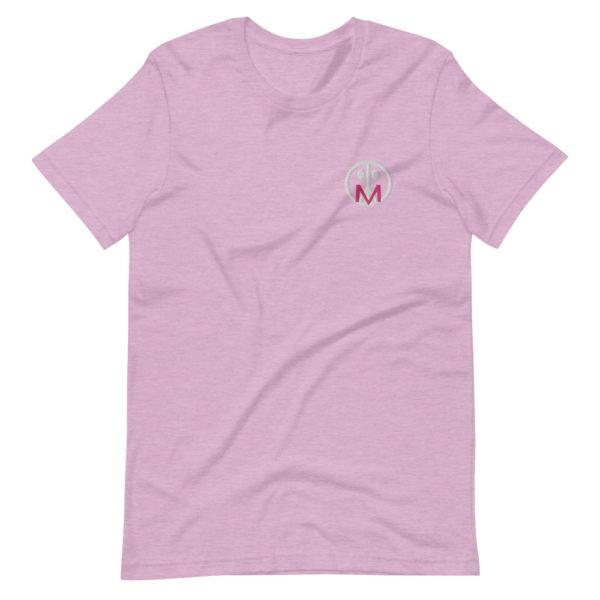 MSTR Face (Pink M) Stitched T-Shirt 3