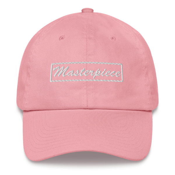 Masterpiece Boxed Logo (hat) 7