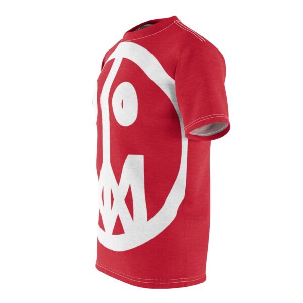 In Your Face (Red) (Tee) 4