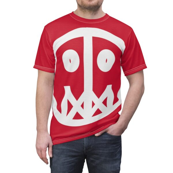 In Your Face (Red) (Tee) 5